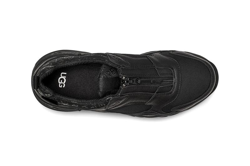 UGG CA805 gore-tex sneaker release information black white winter boots comfortable
