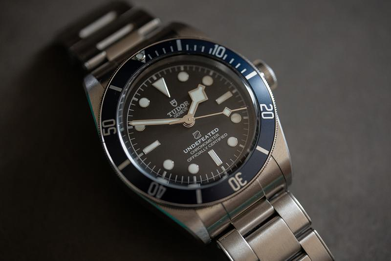 undefeated tudor black bay friends and family john mayer release information buy cop purchase details
