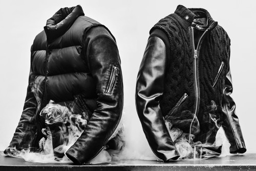Up Close With UNDERCOVER's Collaborative 30th Anniversary Down Jackets