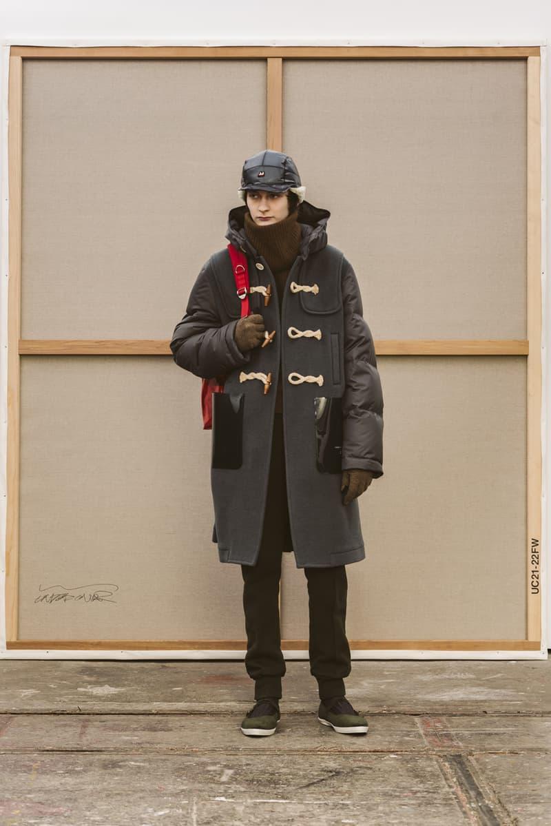 UNDERCOVER Fall/Winter 2021 Collection Lookbook fw21 japan nike dunk hi collaboration sneaker eastpak release date info buy Gleichgewicht chaos balance