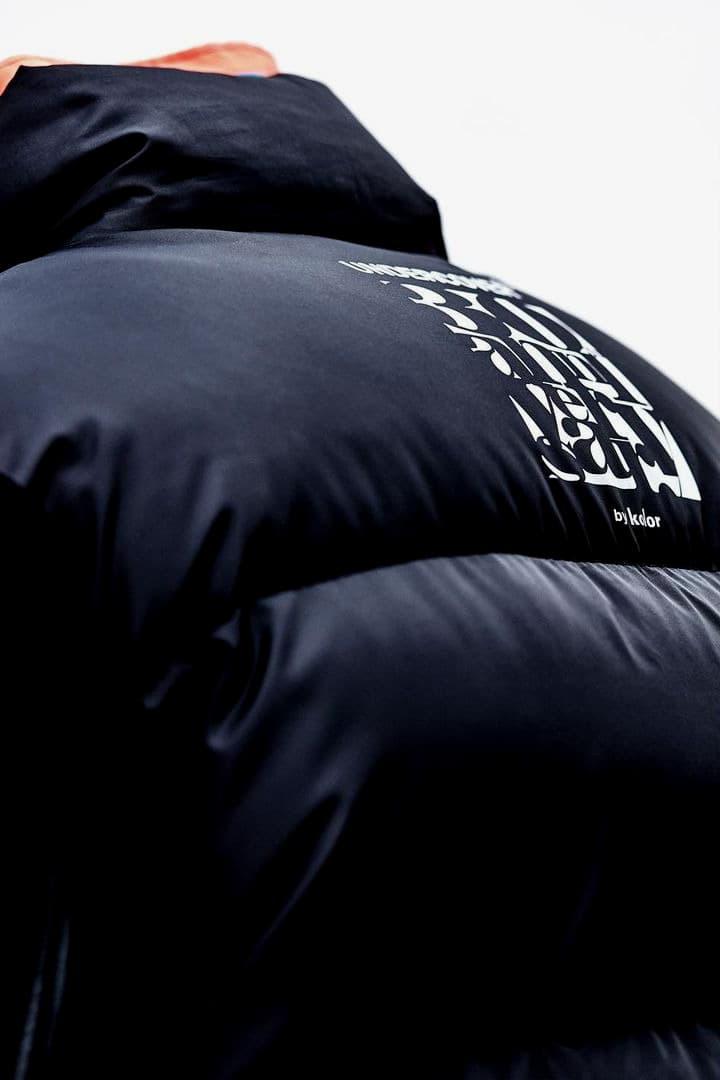 UNDERCOVER 30th Anniversary Leather Sleeve Down Jacket Details sacai jun takahashi n.hoolywood kolor takahiro miyashita the soloist sacai collaborations closer look release date info buy january 9