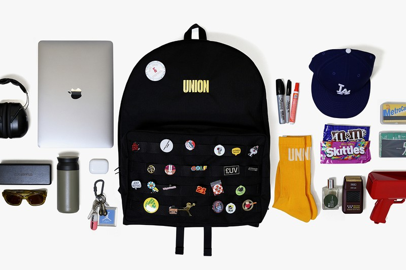 """Union Tokyo's Outdoor Products Backpack Will Be One of Your Best """"PALS"""""""