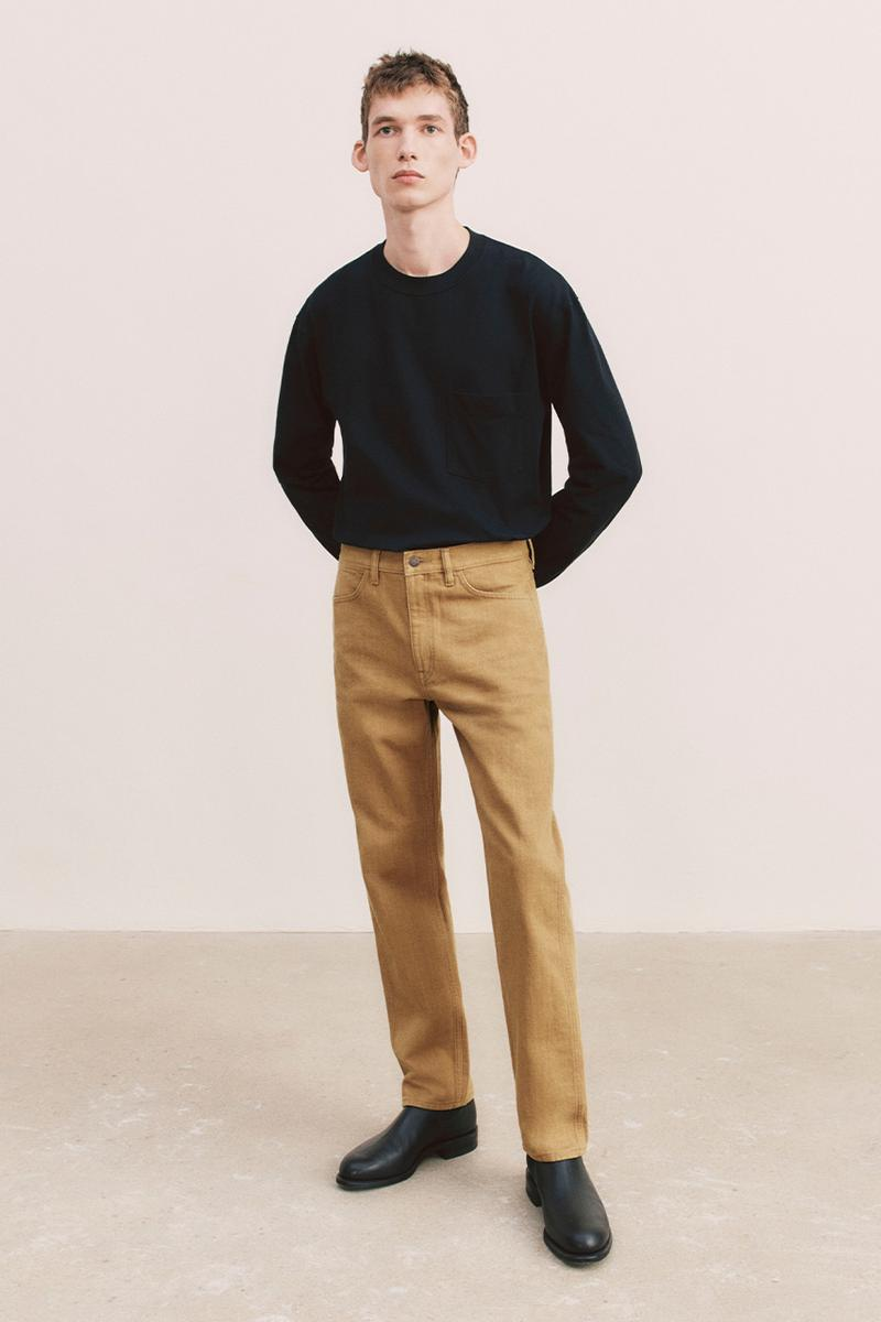 Uniqlo U spring summer 2021 release information Christophe Lemaire everyday garments staples