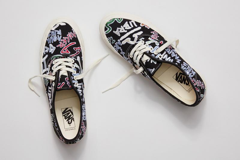 VANS VAULT OG AUTHENTIC LX ZODIAC PACK release menswear streetwear kicks shoes runners trainers fall winter 2020 collection fw20