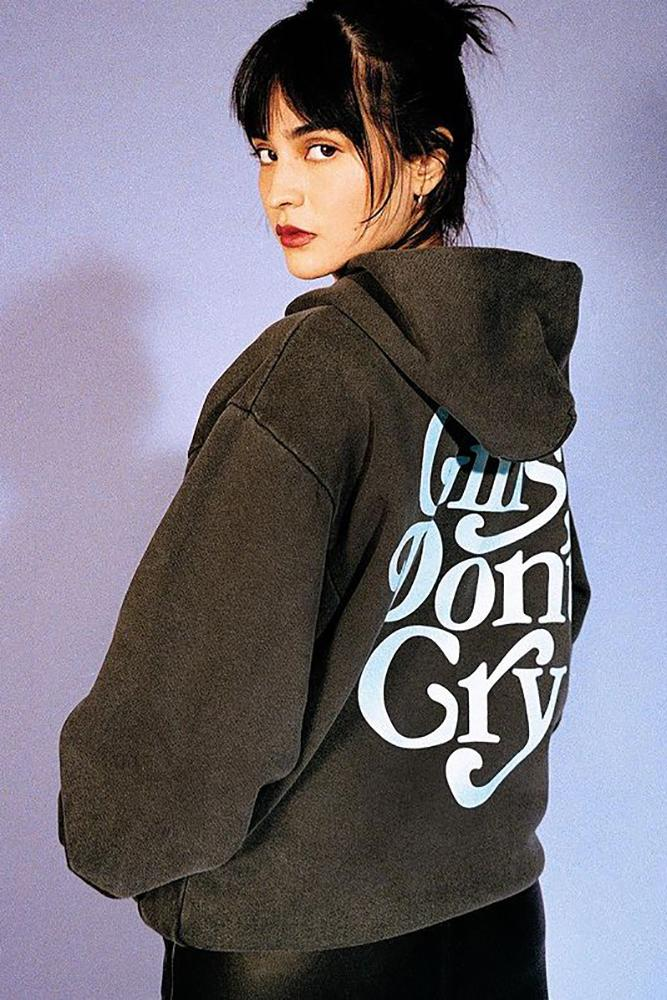 verdy girls dont cry apparel collection release info price store list buying guide crewnecks hoodies tees long sleeve graphic