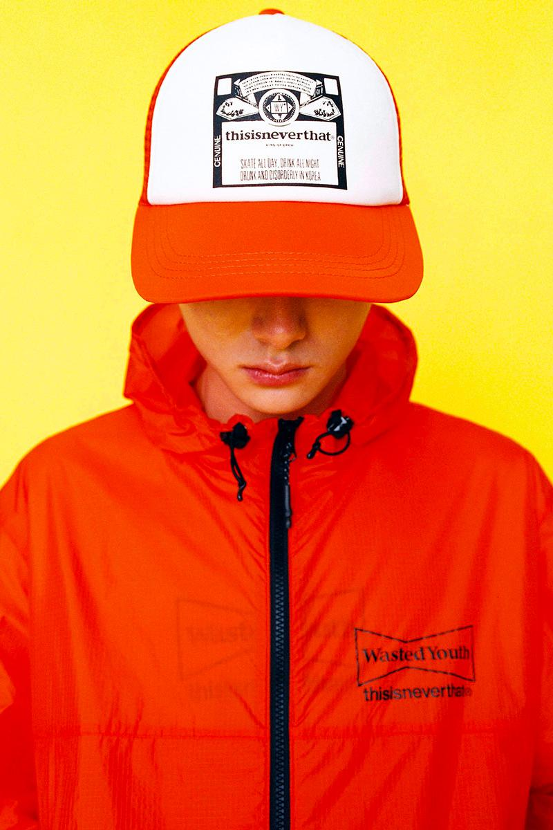 VERDY Wasted Youth thisisneverthat Collection Release Info GIFT SHOP Isetan The Space