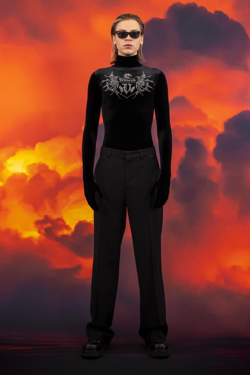 Vetements Fall/Winter 2021 Collection Lookbook fw21 runway show paris fashion week menswear womenswear demna guram gvasalia