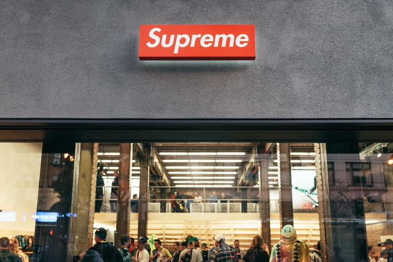 VF Corporation Discusses Supreme Acquisition We Don't Want to Mess It Up The North Face Vans Timberland Dickies Steve Rendle