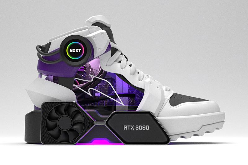 Virtual Reality fashion sneakers aglet RTFKT tribute brand elon musk snapchat filters