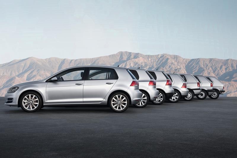 Volkswagen Ends Production for Golf in US Market GTI R discontinued base model