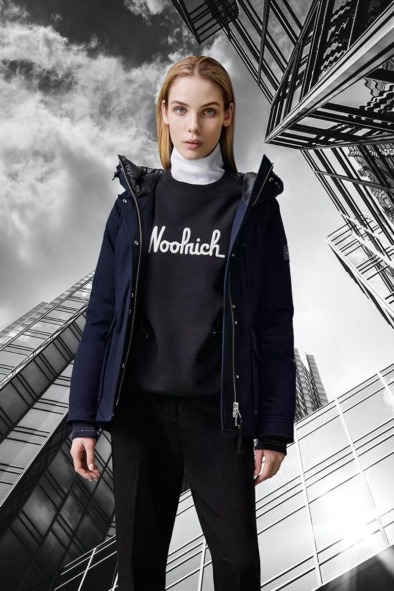 Woolrich FW21 Collection Versatility Comfort Outdoor Wear Functionality Outerwear Weather Dynamic Durable