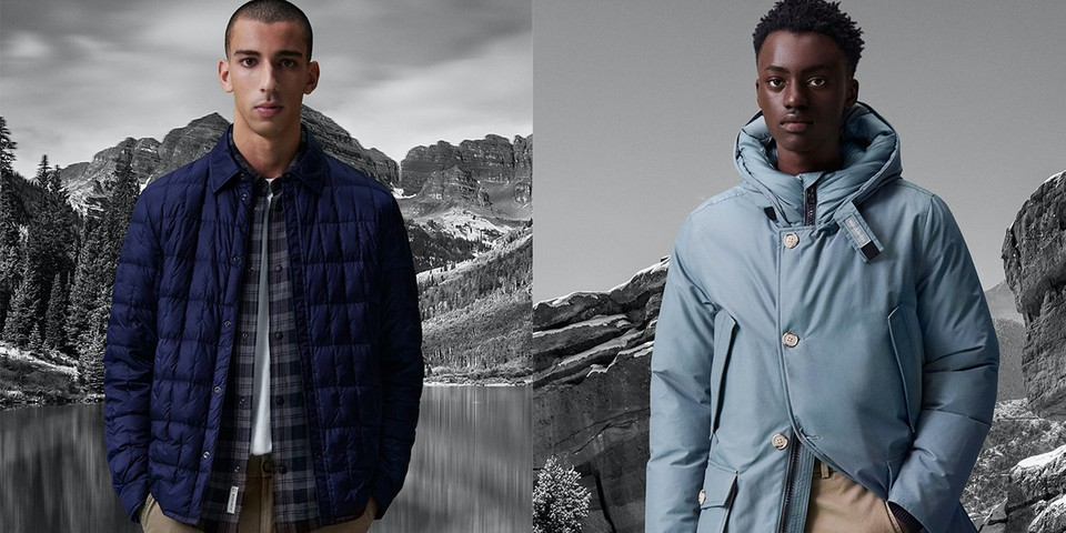 Woolrich Delivers Comfort and Versatility in FW21 Outerwear Collection