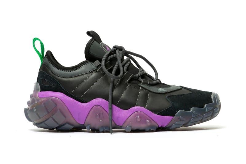 xhibition adidas originals fyw secant black purple green