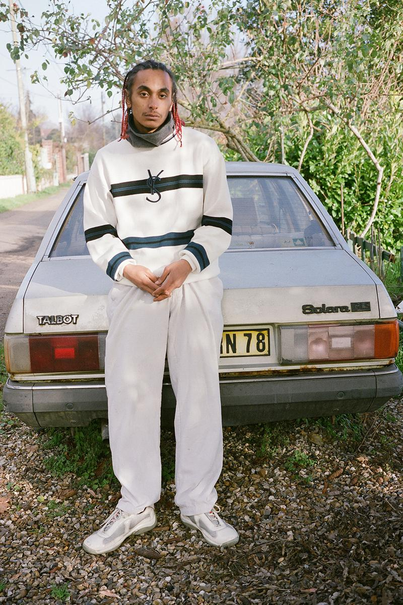yardsale deluxe skate lookbook Paris release where to buy when does it drop