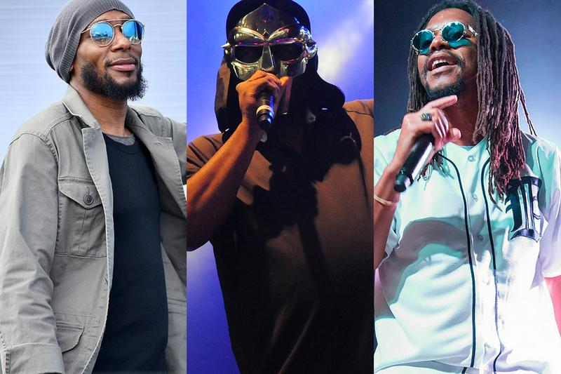 Yasiin Bey Lupe Fiasco 3rd base Share MF DOOM Tributes all caps freestyle the gas face kmd