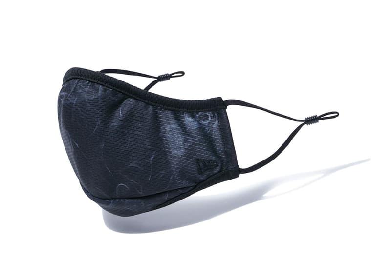 Yohji Yamamoto New Era Reusable Masks Collab Team Up Washable Pandemic Covid-19 coronavirus Coolera technology
