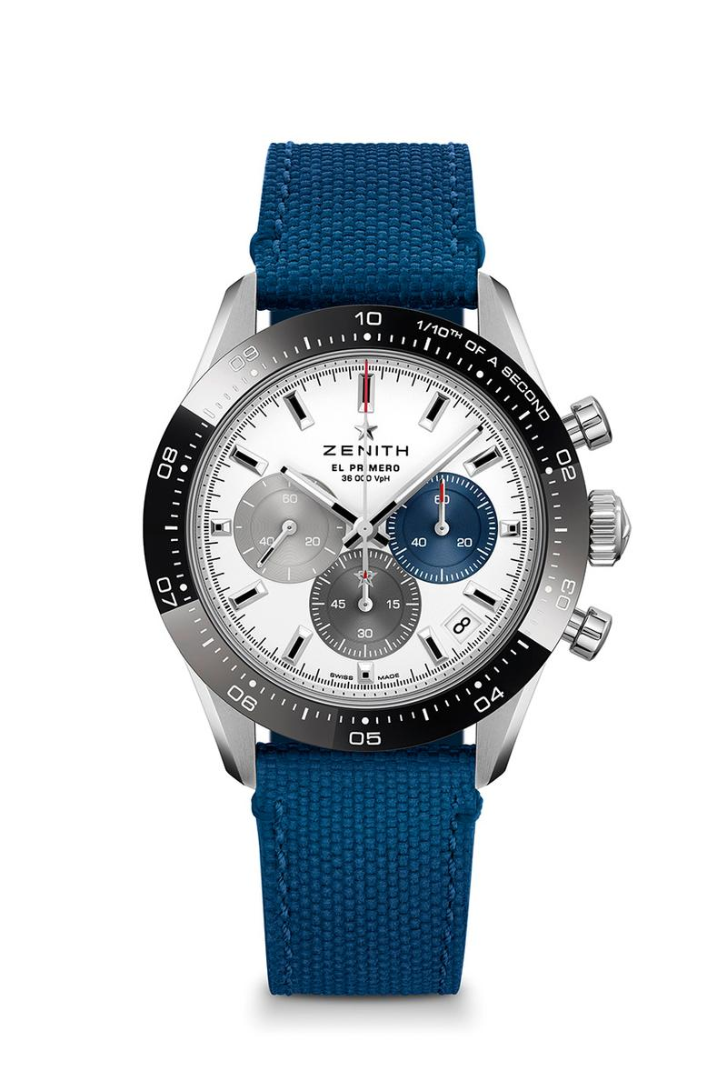 Zenith Introduces the Chronosport Sport Using New El Primero Chronograph and Ceramic Bezel