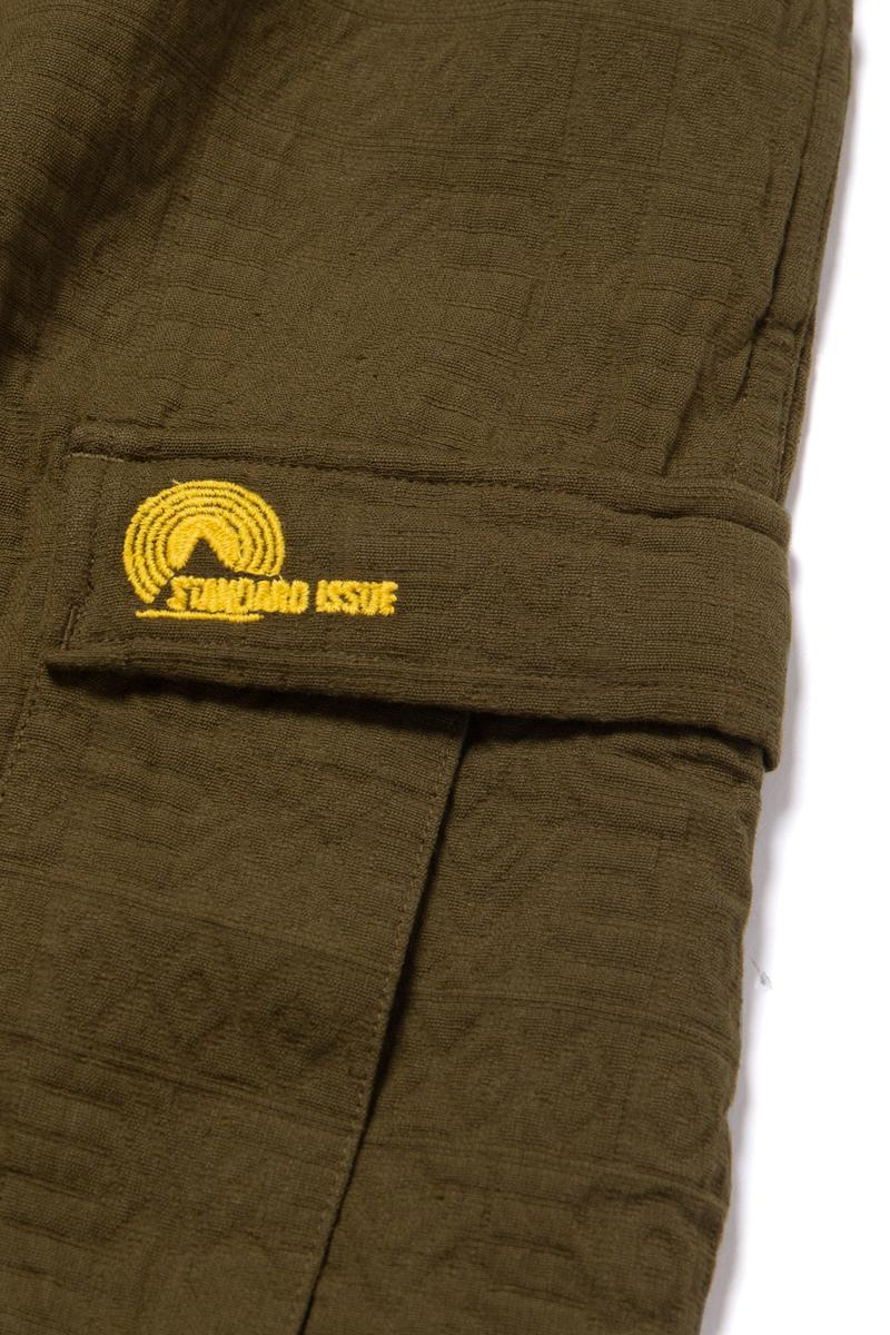 18 east standard issue tees jimmy gorecki cargo pants olive yellow official release date info photos price store list buying guide