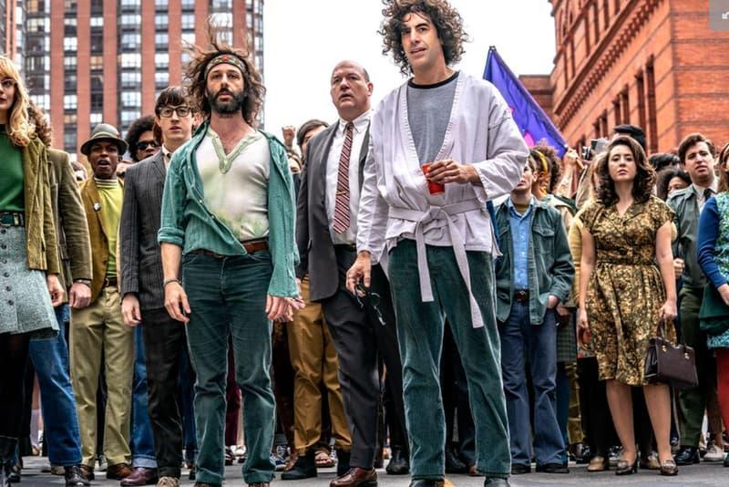2021 Golden Globe Awards Nominees Announcement list netflix sacha baron cohen borat subsequent movie film disney pixar soul the mandalorian