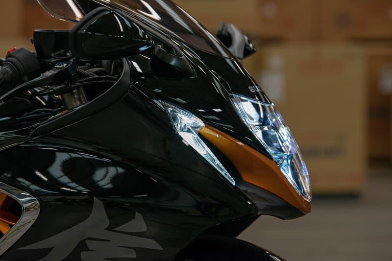 2021 Suzuki Hayabusa Japanese Superbike Motorbikes New Release Information Price Cost Speed Power Performance Launch Control ABS Safety Ride Rider Two Wheels 1999