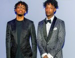 """21 Savage and Metro Boomin Deliver """"Glock In My Lap"""" Music Video"""