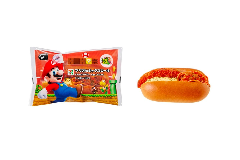 7 Eleven Japan Super Mario Bros Snacks Release Hypebeast