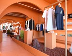 Los Angeles' Luxurious History and Organic Flora Inspired Maison Kitsuné's Latest Flagship