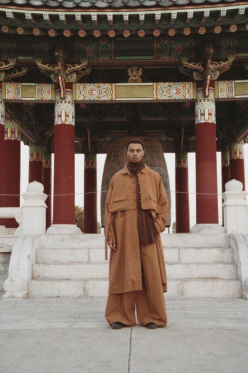 ONYRMRK Fall/Winter 2021 Collection Lookbook menswear los angeles la fw21