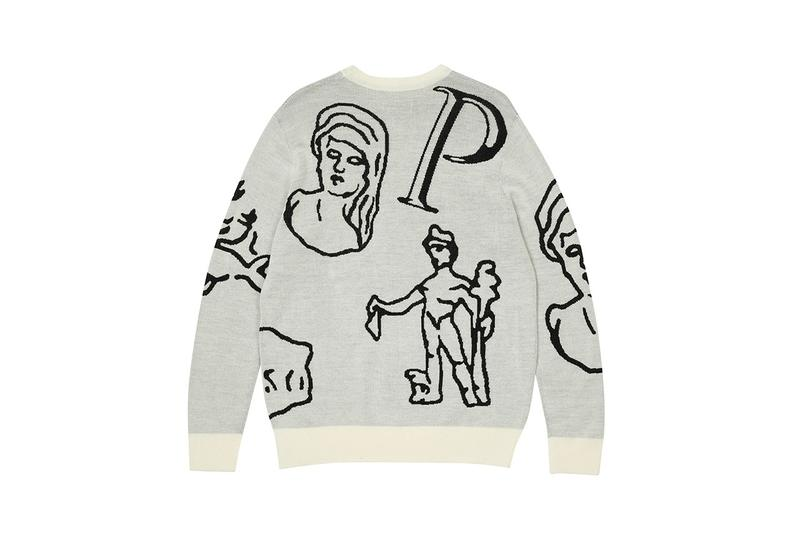 palace skateboards spring 2021 sweatshirts and knitwear release information fleece jumpers hoodies sweaters