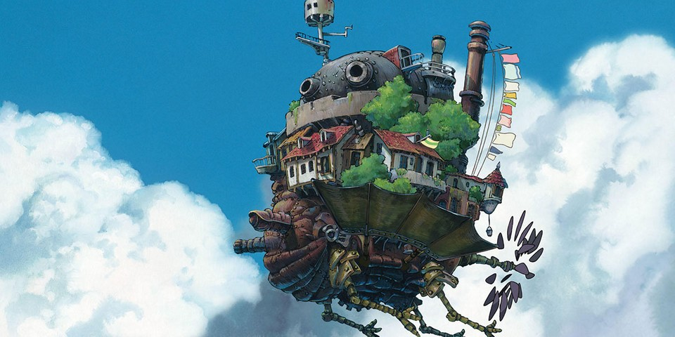 Here's a First Look at the Real-Life Howl's Moving Castle in Studio Ghibli's Upcoming Theme Park