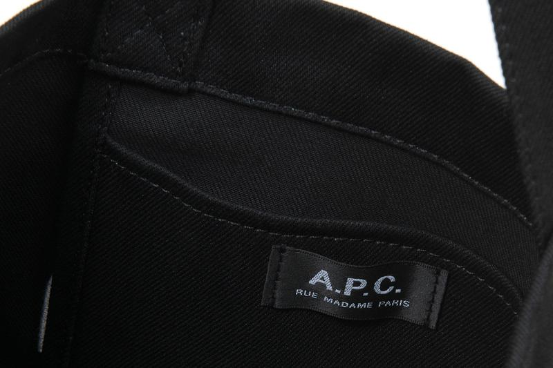 A.P.C. Brain Dead Luminous Sound fund Tote Bag collab release Info The Roots of Music new orleans