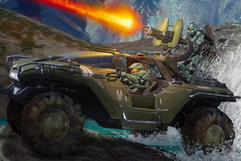 Aaron Greenberg elon musk tesla Microsoft Xbox halo warthog teaser twitter Gaming 343 Industries Microsoft Xbox Halo Infinite