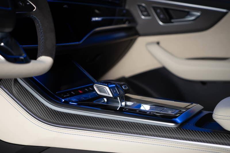 ABT Sportsline Audi RSQ8-R Q8 Supercar SUV Sportscar 740 HP 920 NM Torque Power Speed Luxury Performance Tuned German Carbon Fiber Aerodynamic Wide Body Kit