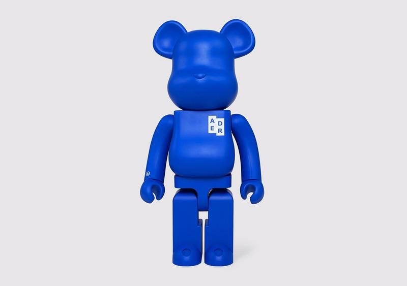 ADER error Medicom Toy BEaRBRICK T-Shirt release Info collab