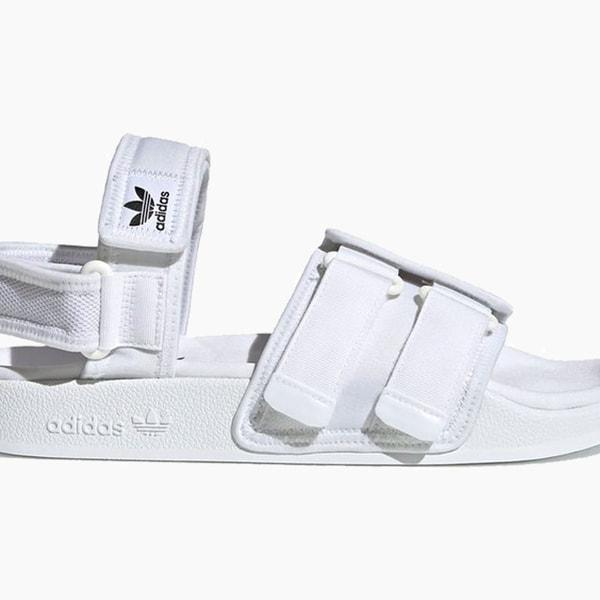 "adidas adilette Sandal ""Cloud White"""