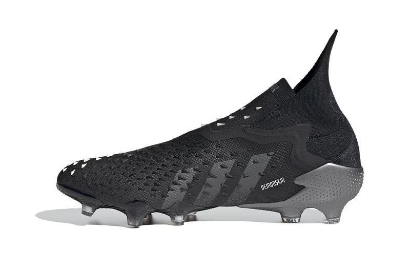 adidas PREDATOR FREAK+ Core Black Release Info football boots grey white