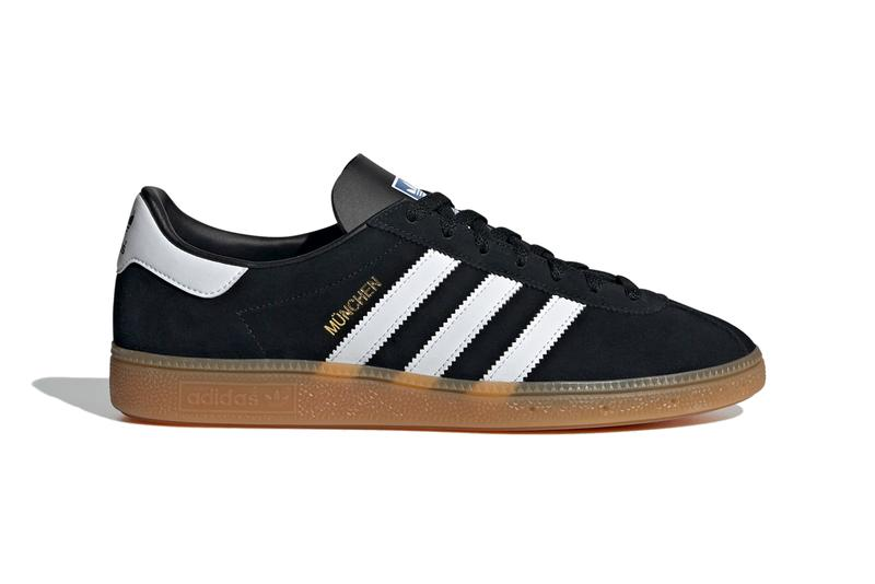 adidas originals munchen core black scarlet gold white metallic gum fx5664 fx5665 official release date info photos price store list buying guide