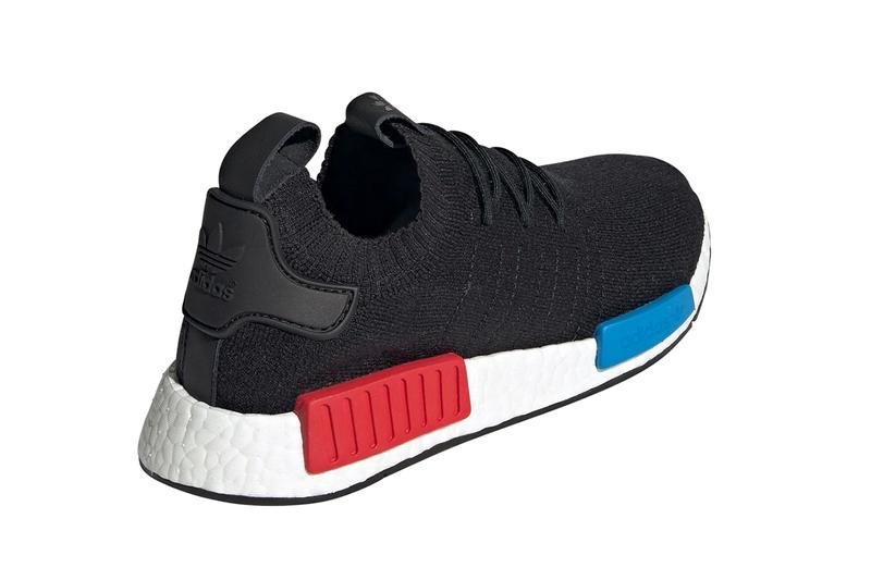 adidas nmd r1 pk core black blue red GZ0066 release info date store list buying guide photos price atmos
