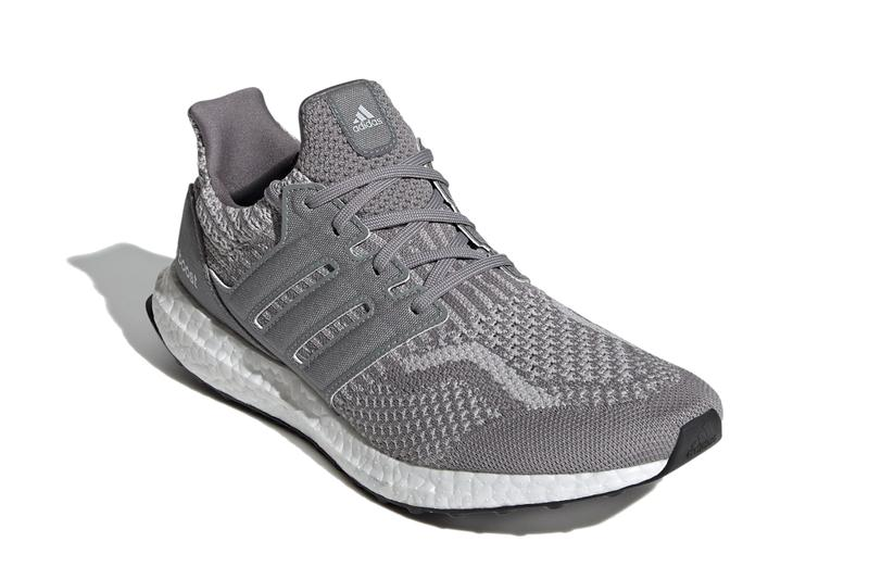 adidas running originals ultraboost 5 0 dna grey three cloud white FY9354 official release date info photos price store list buying guide