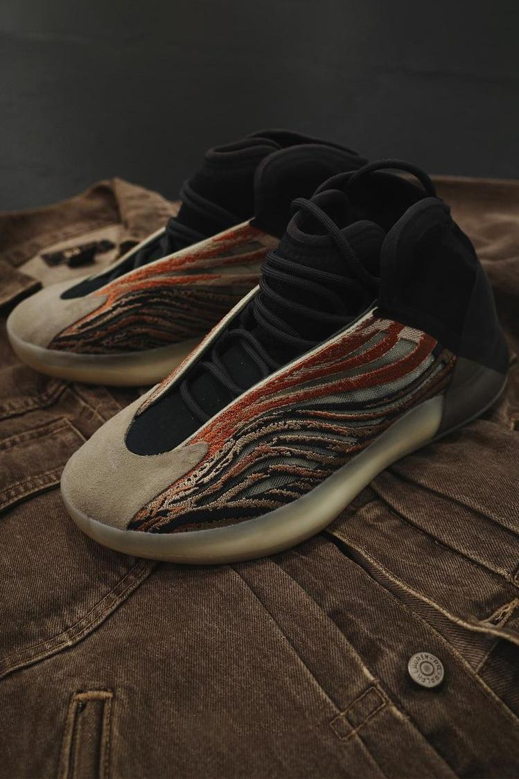 adidas yeezy qntm flaora kanye west silver black bronze official release date info photos price store list buying guide