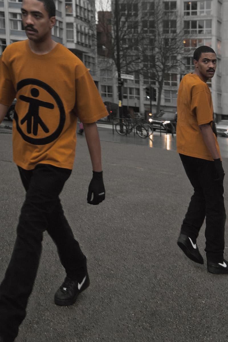 aeliza individual symbol t-shirts black matte gold mission statement about details