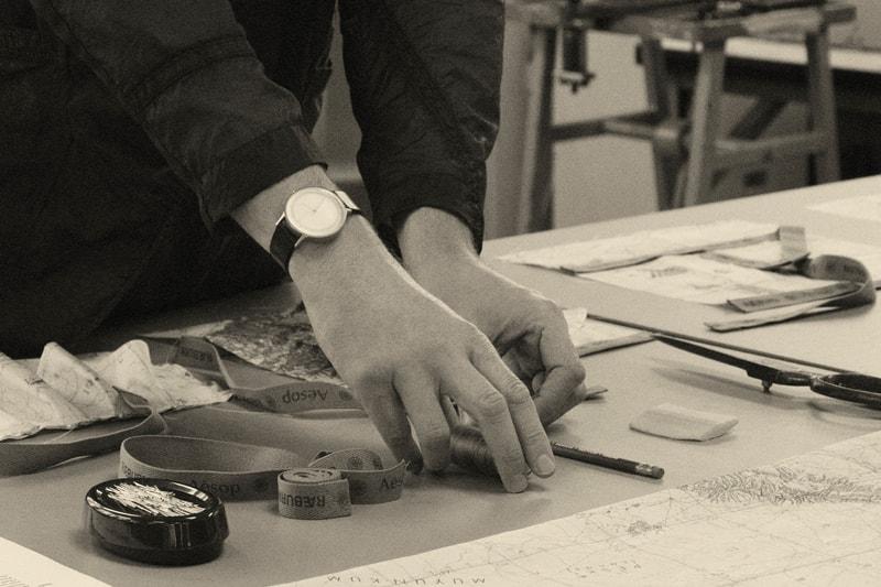 The Aesop & RÆBURN Collaboration Rethinks Functional Design