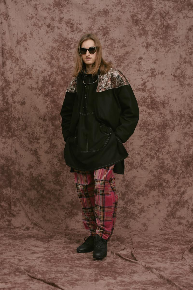 AïE Fall/Winter 2021 Collection Lookbook nepenthes ny new york fw21 menswear