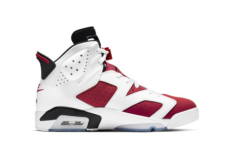 air jordan 6 carmine white black CT8529 106 release date info store list photos buying guide