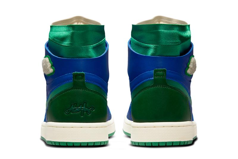 aleali may air michael jordan brand 1 high zoom cmft comfort dj1199 400 green blue sail official release date info photos price store list buying guide