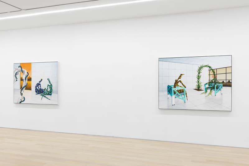 alejandro cardenas alexandria almine rech solo exhibition