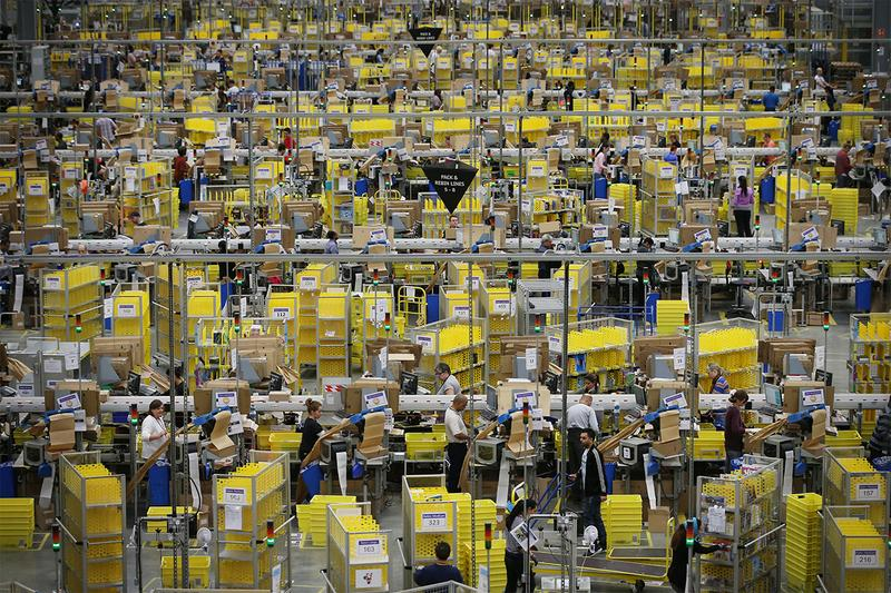 amazon warehouse workers safety measures workplace sue lawsuit legal new york attorney general letitia james covid 19 coronavirus pandemic investigations