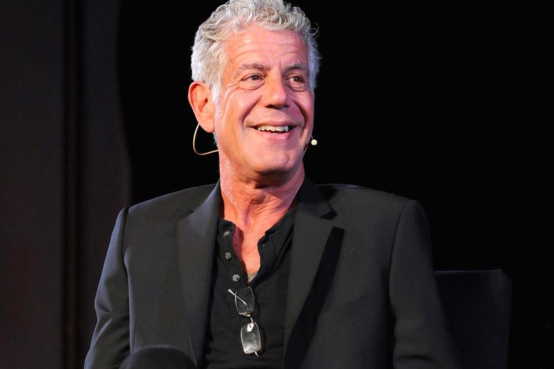 Anthony Bourdain Gone Bamboo TV series adaptation Info crime novel parts unknown