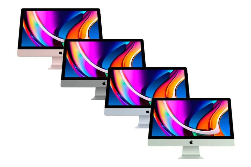 apple imac desktop computer jon prosser ipad air colors range options rumors leaks youtube