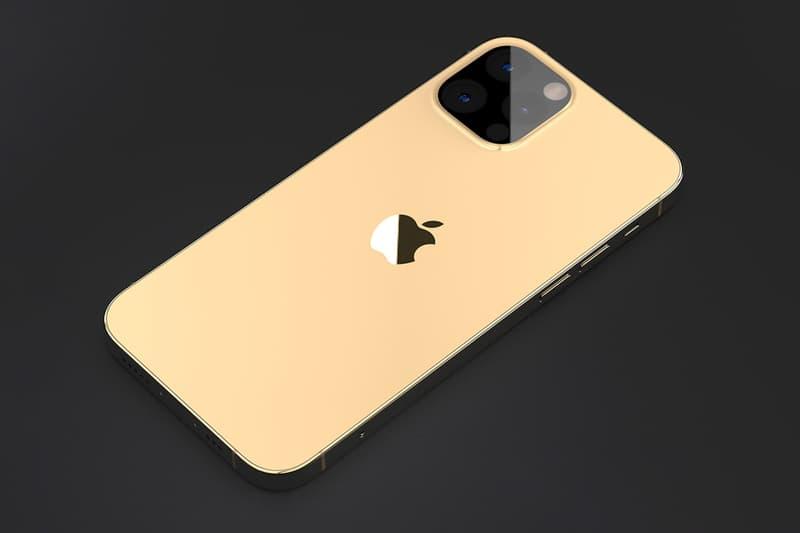 Apple iPhone 13 Render Display Camera Updates Info